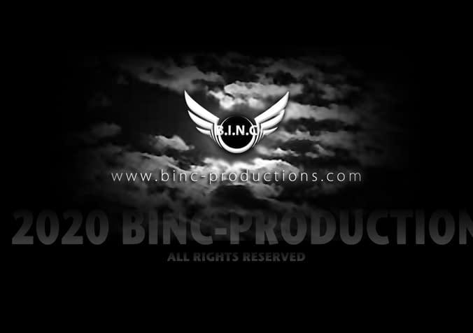 Binc Productions Logo Overlay