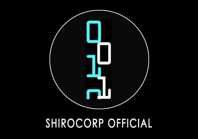 Shirocorp Official Logo Overlay
